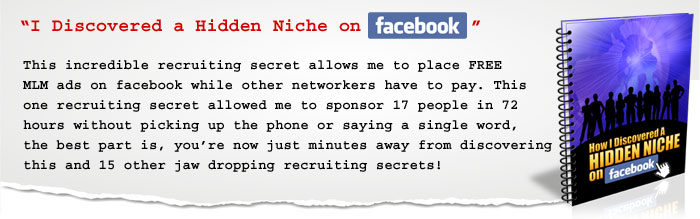 How I Discovered a HIDDEN NICHE on Facebook